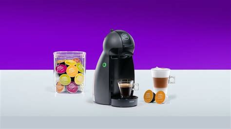 Are you looking for the rich, robust flavor of a latte, but without the ounces? Set up your NESCAFÉ® Dolce Gusto® Piccolo coffee machine by Krups®   buycoffeemugs.com