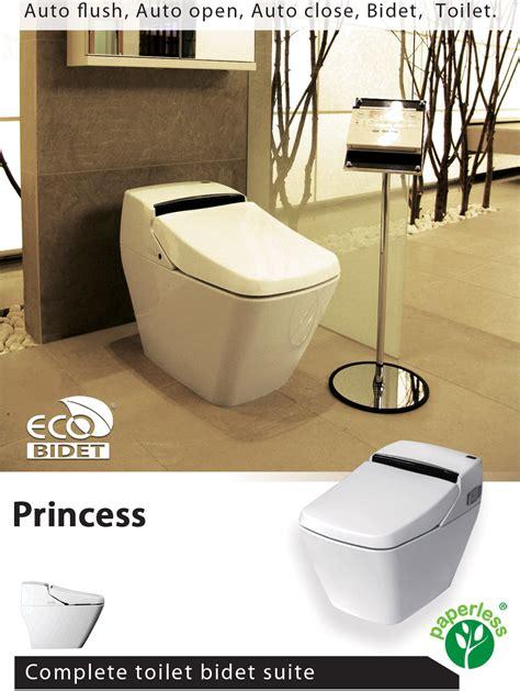 Princess Toilet Eco Bidet  Luxury Bidet Store
