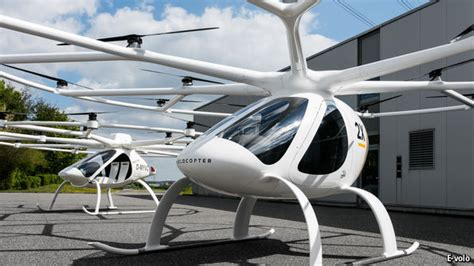 small flying cars come a bit closer to reality high in the sky