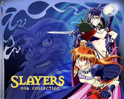 film anime naga slayers ova collection kadokawa madman entertainment