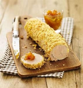 Assiette à Dessert Originale : foie gras en chapelure et chutney de mangue les meilleures recettes de cuisine d 39 d lices ~ Teatrodelosmanantiales.com Idées de Décoration