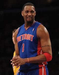 Tracy McGrady Photos - Detroit Pistons v Los Angeles ...