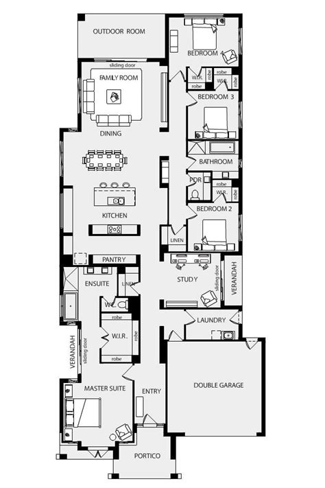 grundriss freitag einfamilienhaus wohnblock einfamilienhaus floorplans freitag