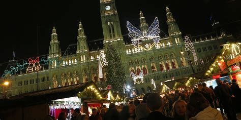 europe s 10 best markets huffpost - Vienna Christmas Decorations