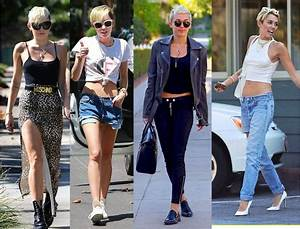 Street Style: Miley Cyrus - WePick