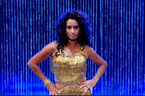 Strictly Come Dancing's Naga Munchetty looks