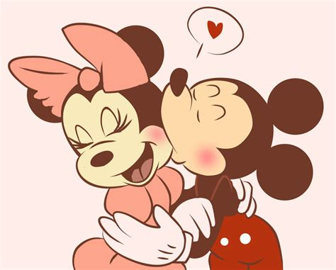Le Minnie Mickey by Mickey And Minnie By Beastwithaddittude On Deviantart