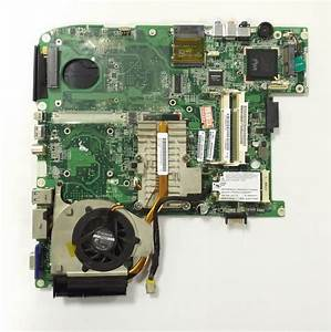 Acer Aspire 5920 Motherboard   T7300   2 00ghz Heatsink