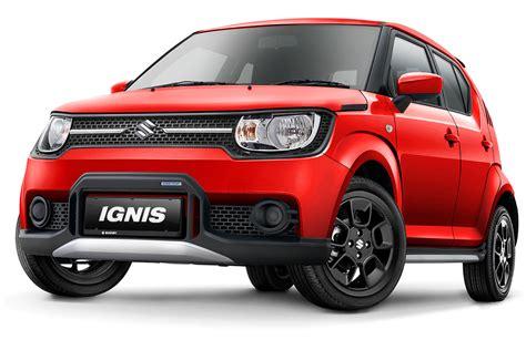 Harga Merk Mobil Suzuki daftar harga kredit mobil suzuki ignis sport edition