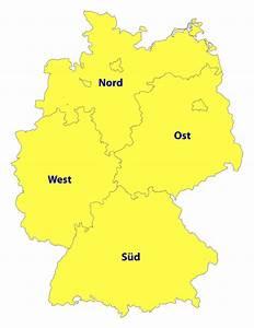Nord West Ost Süd : st tzpunkte deutschland nord ost west s d wuko germany ~ Markanthonyermac.com Haus und Dekorationen