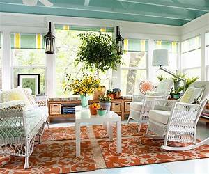 53, Stunning, Ideas, Of, Bright, Sunroom, Designs, Ideas