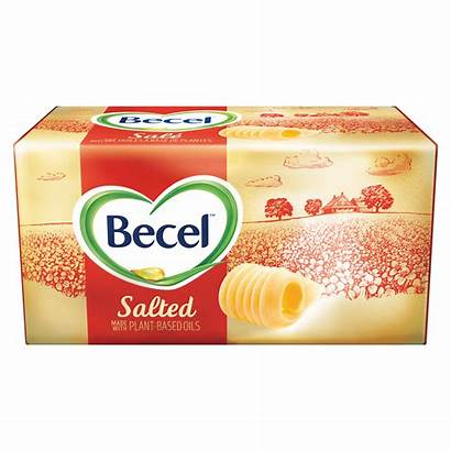 Becel Plant Based Bricks Salted Butter Margarine