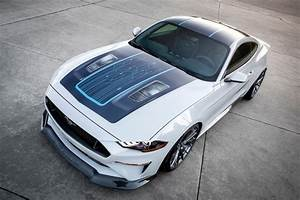 Ford goes beast mode in 900-hp electric Mustang ... and it's a manual