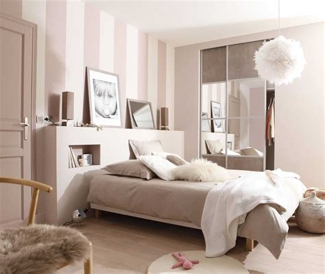 Et Decoration Chambre Deco Chambre Taupe Et Beige Inspirations Et Decoration