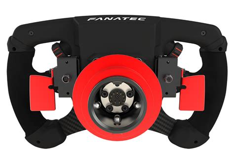 fanatec unveil xbox  pc compatible clubsport steering