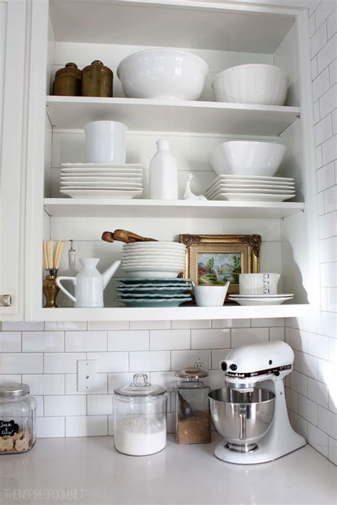 shelf ideas for kitchen 78 images about open shelves on pinterest open kitchen shelving islands and open shelving