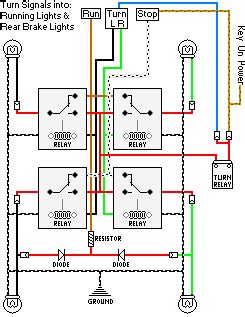 Ducati Led Light Wiring Diagram by Clear Alternatives Light Wiring Diagram 44 Wiring