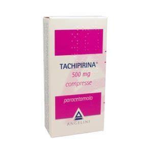 tachipirina 500 per mal di testa paracetamolo ergo tachipirina
