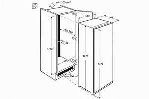 Frigo Encastrable Dimension : taille meuble cuisine beautiful norme hauteur meuble haut ~ Premium-room.com Idées de Décoration