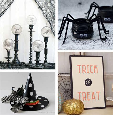 40+ Diy Halloween Decorations Homemade Halloween Decor
