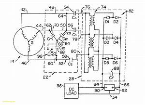 845 Wiring Diagram 4 Pole 12 Lead Motor