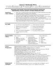 sle basic resume format mcdonalds resume sle mcdonalds resume exle ebook database