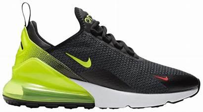 270 Nike Air Max Neon Shoes Grade