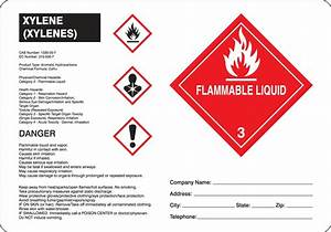 custom ghs pictogram labels lzs451 With ghs pictogram stickers