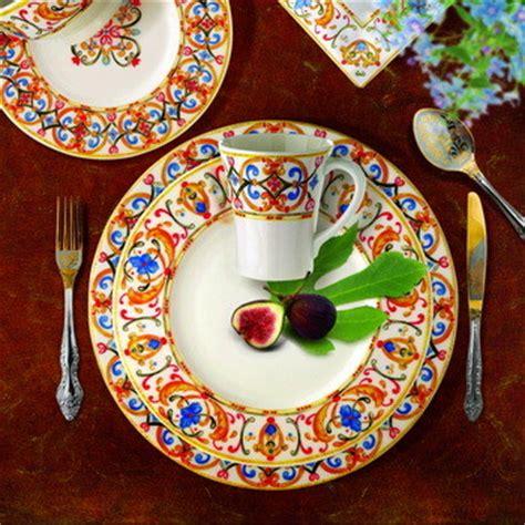 Sintra Dinnerware  Mediterranean  Dinnerware Los