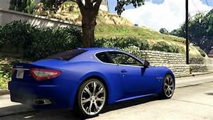 2010 Maserati Granturismo S - Gta V