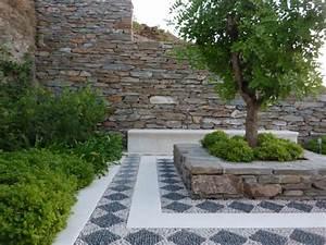 Innenhof Spanischer Häuser : die besten 25 mediterraner garten ideen auf pinterest mediterrane gartengestaltung ~ Udekor.club Haus und Dekorationen