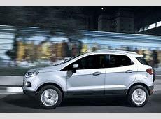 Fahrbericht Ford EcoSport So fährt das kleine SUV