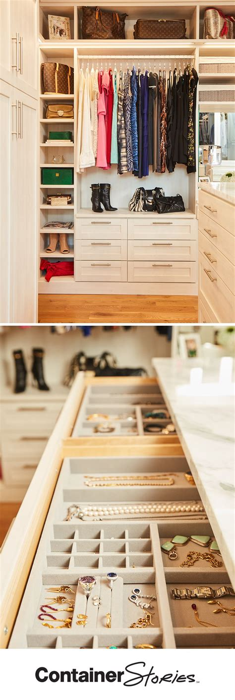 Closet Drawer Organization Ideas by A Master Tcs Closet Designed And Styled By A Master