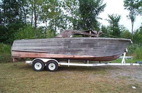 Used Outboard Motors Rochester Ny by For Sale Used 1956 Shepherd Boats 27 Commuter In