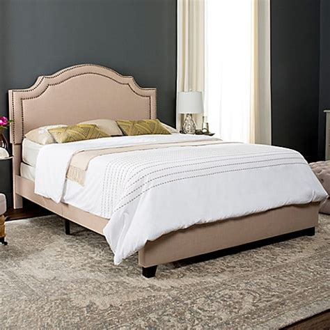 Safavieh Bed by Safavieh Theron Bed Bed Bath Beyond