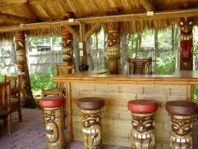Tiki Bar Stools   Foter