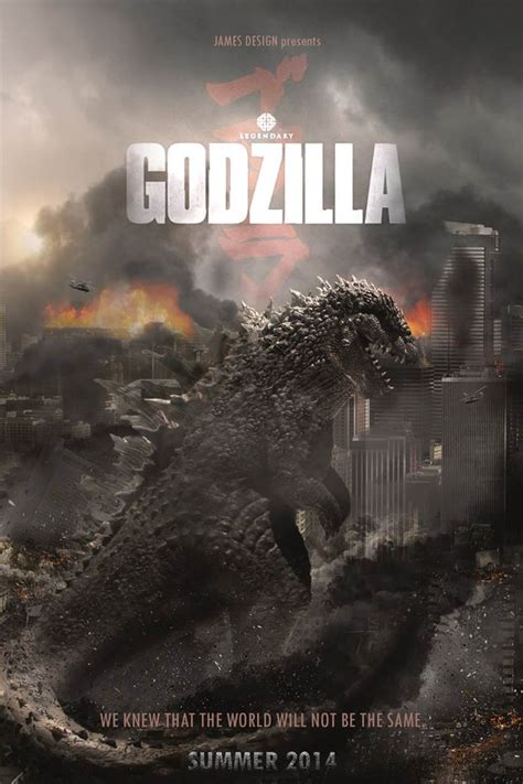 godzilla   posters  trailer xcitefunnet