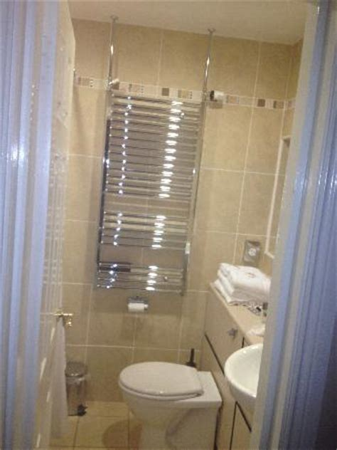 Compact Bathroom  Picture Of Adair Arms Hotel, Ballymena