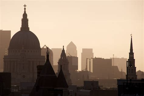London Skyline | Taken from the 8th floor of the New ...