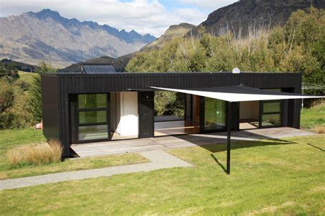 steel frame transportable prefab home by bachbox