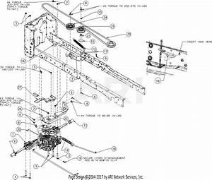 Troy Bilt Tb42  13a8a1ks066   2016  Parts Diagram For Drive