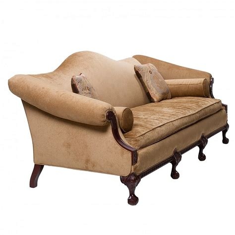 Chippendale Camelback Sofa Slipcovers by Camel Back Sofas Rooms