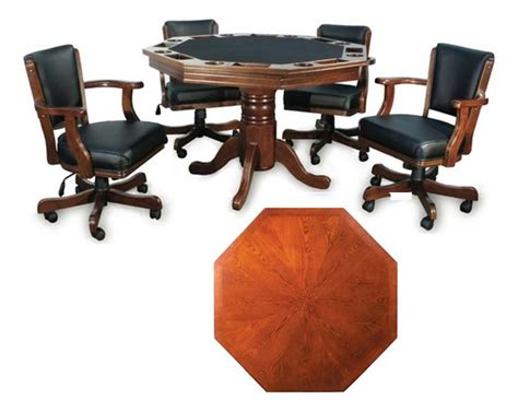 poker table and chips set wood octagon poker table set poker table and chairs set