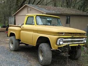 1965 Chevy Truck Parts