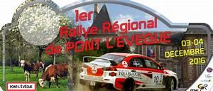 Rallye de Pont l'Evêque 2016