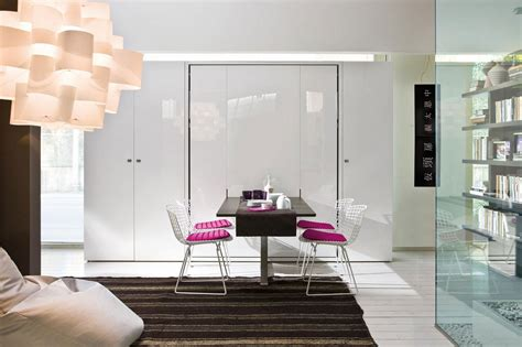 table chambre ulisse dining tilting bed with table by clei