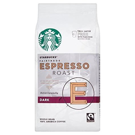 However, not all beans are created equal. Starbucks Espresso Roast, Whole Bean Coffee - Rich ...