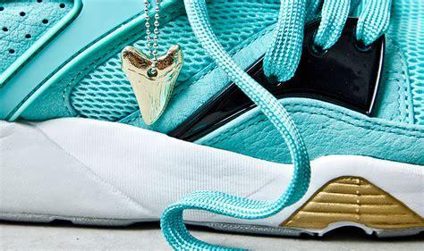 """Sneaker Freaker x Puma Blaze of Glory """"Sharkbait"""