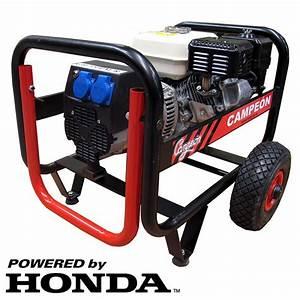 Groupe Electrogene Silencieux Honda : groupe lectrog ne 4 temps moteur honda 2400 w gh 3500m ~ Dailycaller-alerts.com Idées de Décoration