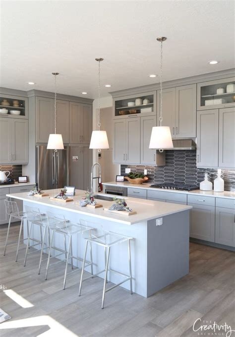cabinet paint color trends and how to choose timeless colors kitchen tiles cabinet paint